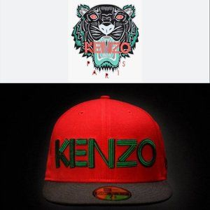 Kenzo x New Era Fitted Cap